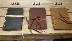 Leather Journal ~ Large