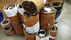bulk bundle / roll of leather B-9-9