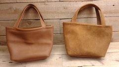 Brown purse/bag (hand made) Genuine Leather Hand made in our shop-I-15
