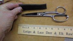 Fisker/ Ginger leather shears