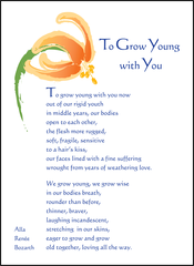 To Grow Young with You - Soul Card