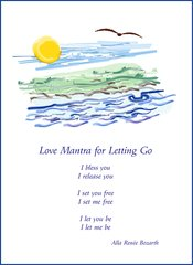 Love Mantra for Letting Go - River