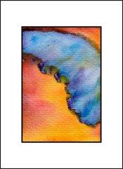 Angel Wing - Watercolor