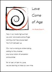 Love Come of Age