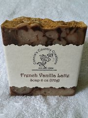 French Vanilla Latte Soap