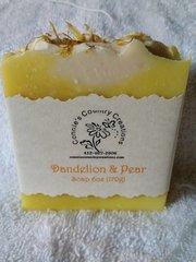 Dandelion & Pear Soap