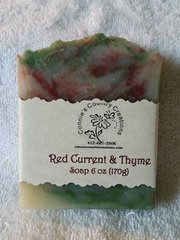 Red Current & Thyme Soap