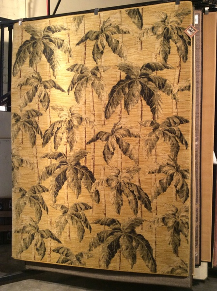 Tommy Bahama 5x8 machine-made rug .sold out