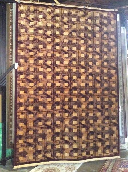 Berguandy machinemade 8x11 rug