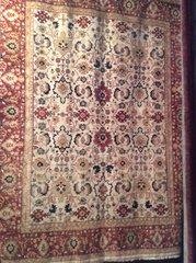 persian mahal design hand made 8x11