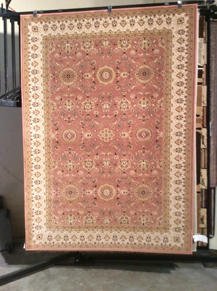 Mahal persian design 5x8 machine-made rug