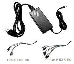 Camera DC12V Power Adapter