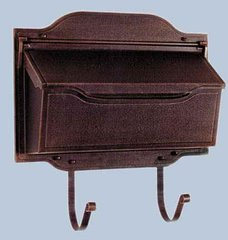Wall mount Mail Box (30-90 day battery)