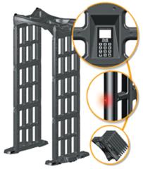 Portable Walk-Through Detector