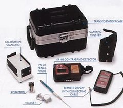 Contraband Search Kit