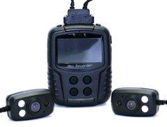 PRBody2Cam: Dual Personal Body/Dash Camera