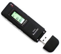 VoiceRecBlack: Black Telephone Conversation Recording Device