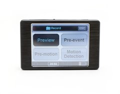 PocketDVRLITETouch: Lawmate Pocket DVR LITE Touch Screen