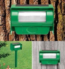 Battery Powered SecureGuard Insect Repeller Spy Camera (30 to 60 days battery)