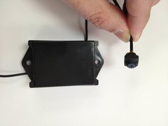 SecureGuard Ultra Mini Spy Box (AC Power or Battery)