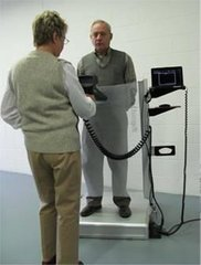 Infrared Handheld Whole Body Imager