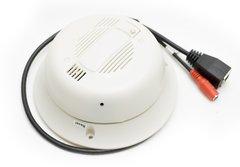 IPSmoke: Smoke Detector with Hidden Wifi IP Camera*
