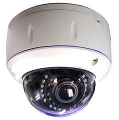 TVI, Dome Camera 1080P 2.0 Mega Pixels