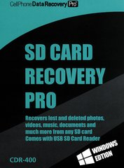 SDCardRecoveryPro: SD Card Data Recovery Pro