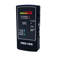 PRO-10G Cell Phone and GPS Bug Detector - DD804