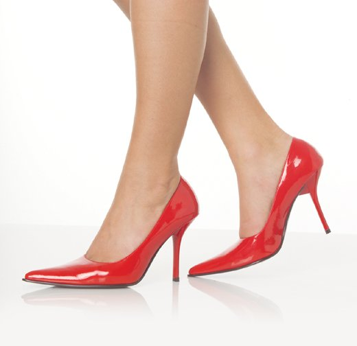 Stiletto Heel Shoes (Item#:p-fox-0p1r)