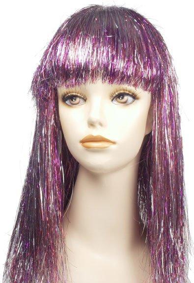 Tinsel Wig (Item#:l-yctinsel)