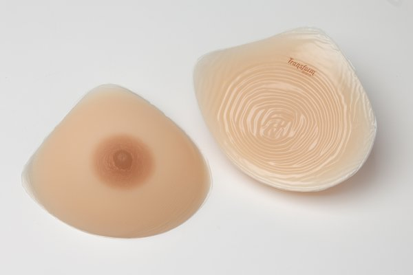 Classic Asymmetrical Breast Forms (Item#:nm-100)