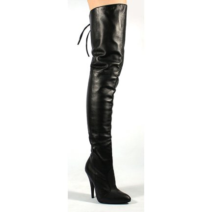 Lacing Thigh Hi Boots (Item#:p-leg-8p899)