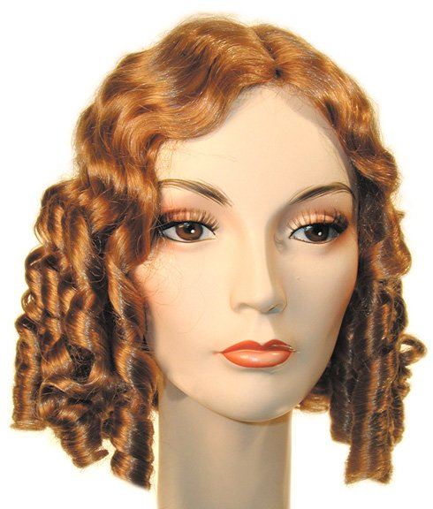 Little Women Wig (Item#:l-1840)