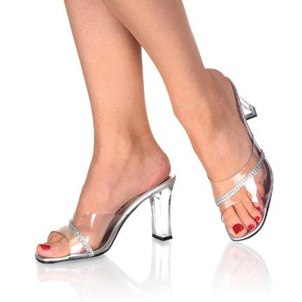 Square Heel Slide (Item#:p-rome-3p01r)