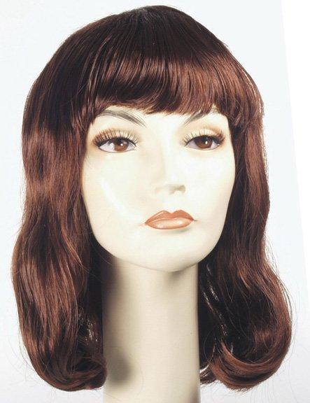 Long Wig (Item#:l-long375)