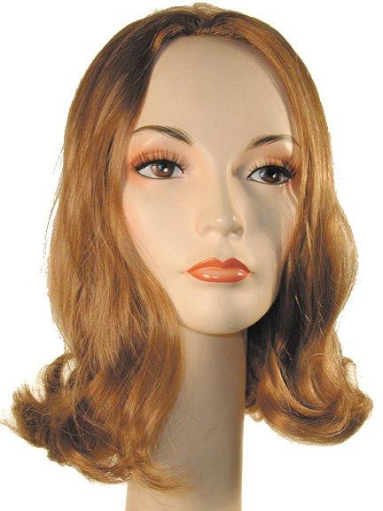 Ginger Spice Wig (Item#:l-gingerspce)