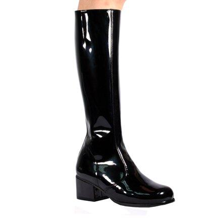 Block Heel Go-Go Boots (Item#:p-gogo-3p00)