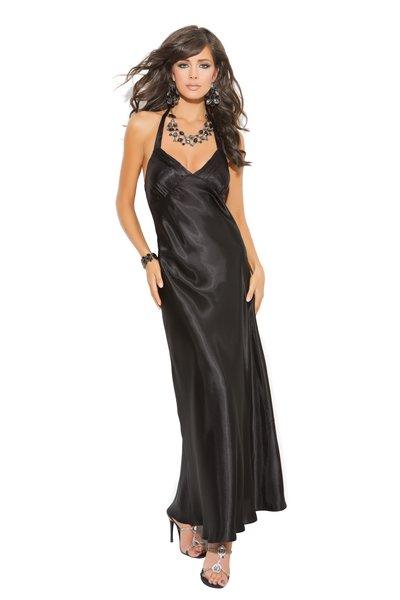 Charmeuse Gown (Item#:19-em-19)