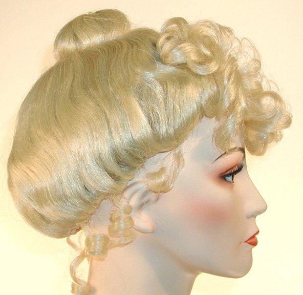 Cinderella Wig (Item#:l-cinderlla)