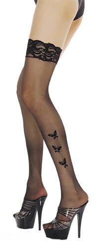 Lace w/ Butterflies (Item#:sk-4s705)