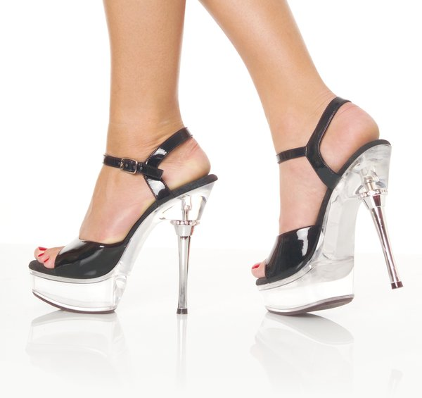 Allure 5 Inch Heel Shoes (Item#:p-allure-6p09r)