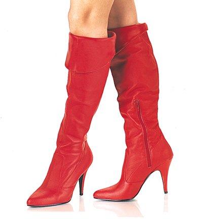 Pull-On Cuffed Boot (Item#:p-vanessa-2p013)