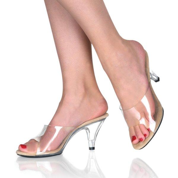 Stiletto Heel Sandal (Item#:p-bell-3p01)
