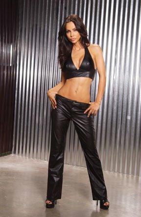 Leather Pants (Item#:L91-em20)