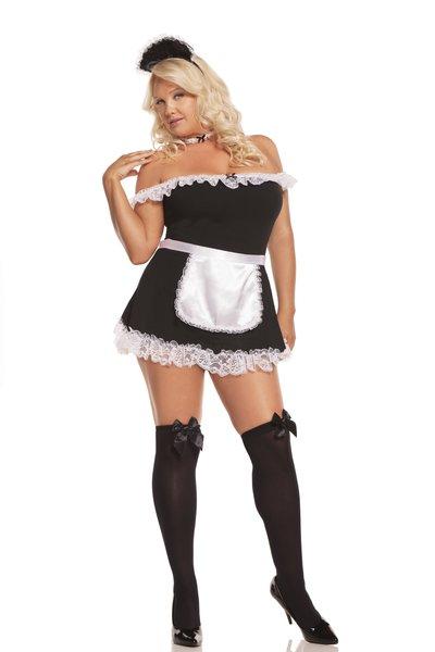 Sexy Maid (Item#:93-em-95)