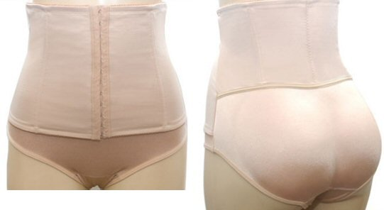 Padded Rear Waist Cincher (Item#:wms-7081)