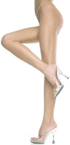 Slightly irregular pantyhose