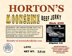 Moonshine Beef Jerky