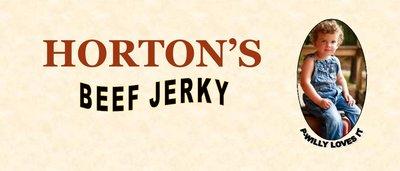 Horton's Beef Jerky